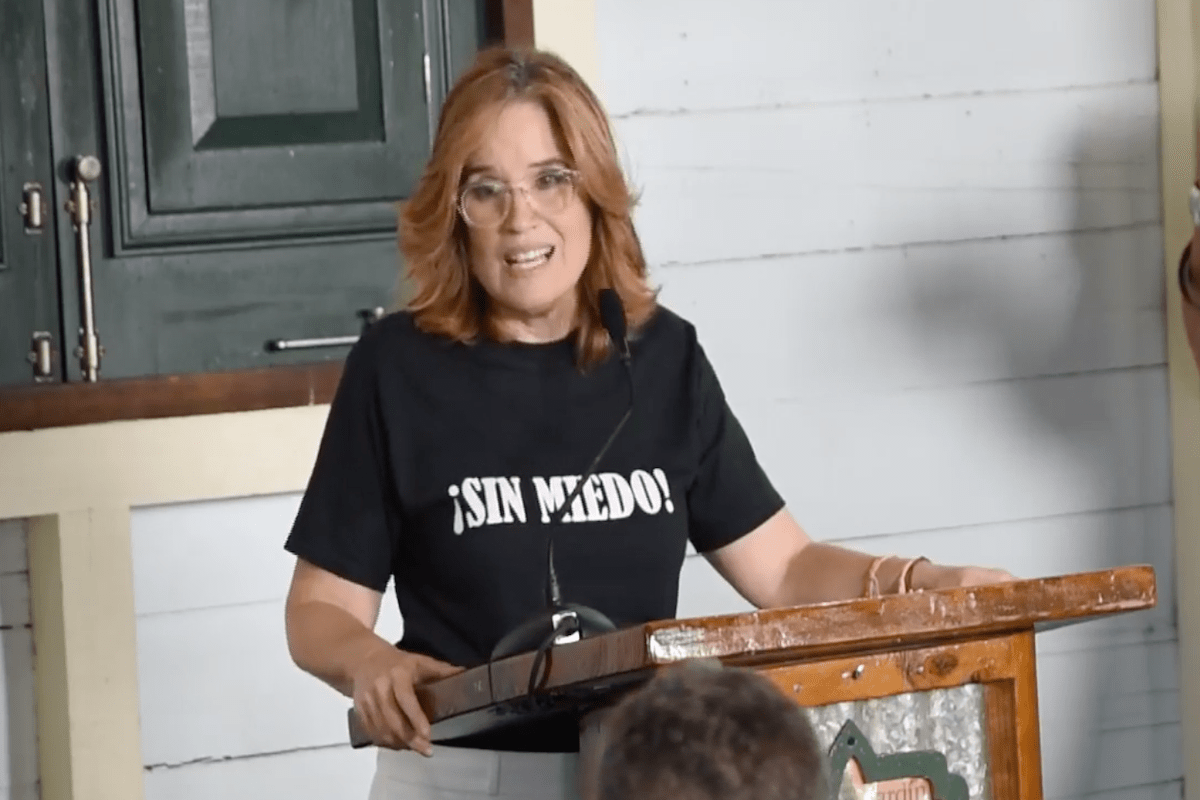 San Juan Mayor Carmen Yulín Cruz Officially Announces Campaign for Governor of Puerto Rico